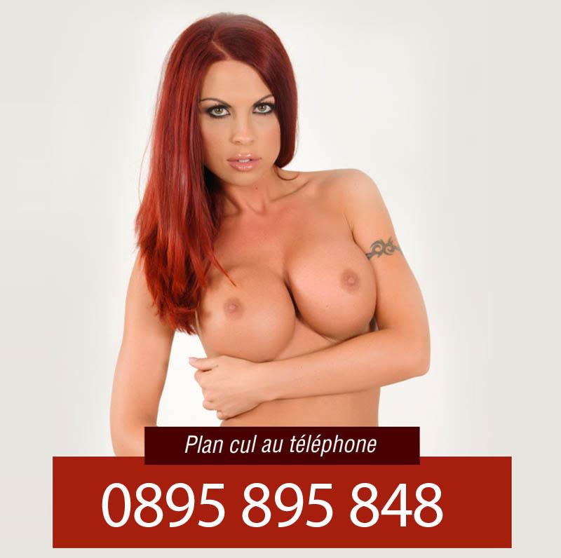 rousse gros seins